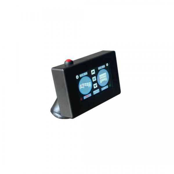Inclinómetro para Bateas Volcadoras